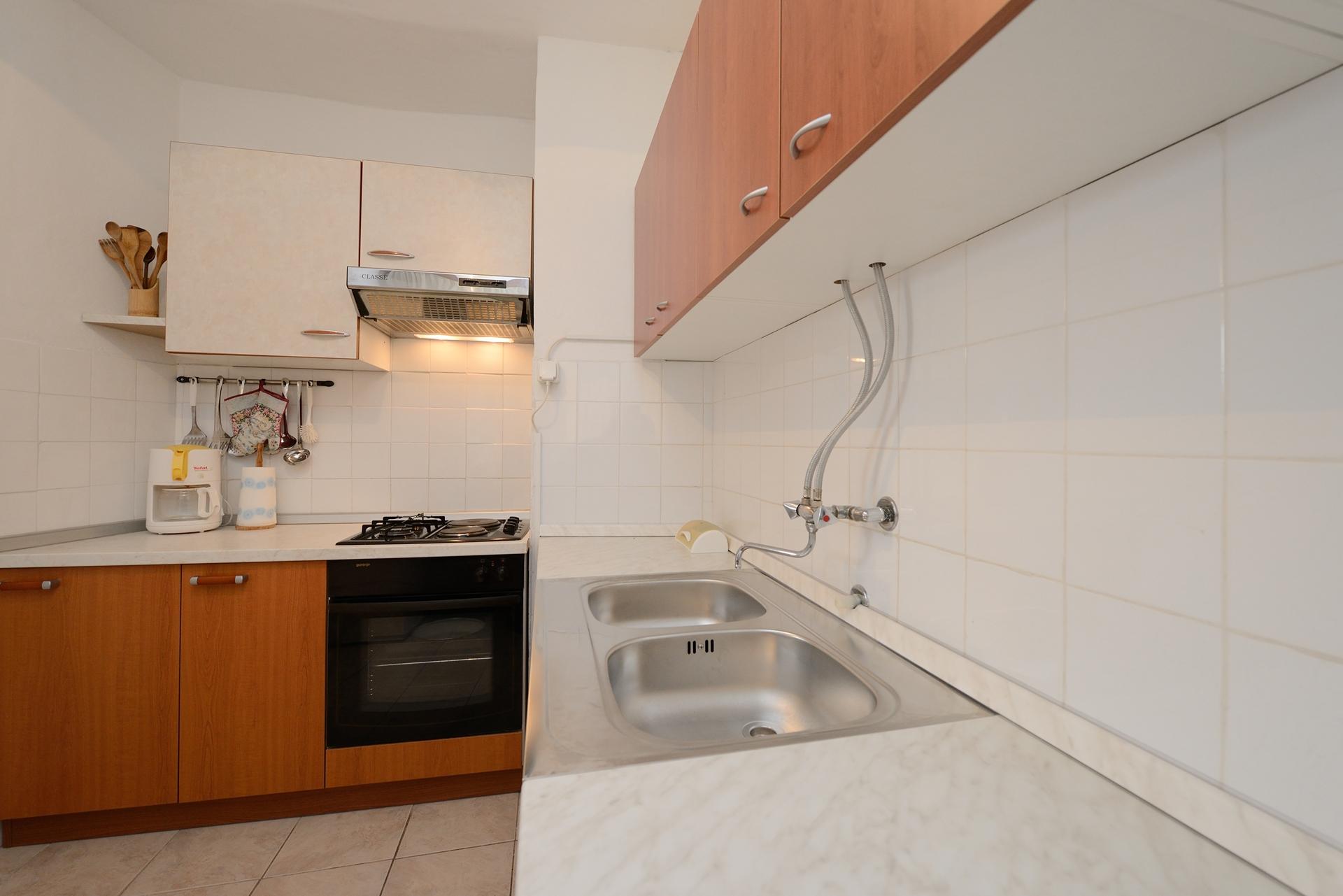 Martin - Lukoran - Vakantiehuizen, villa´s Kroatië - H(8): keuken