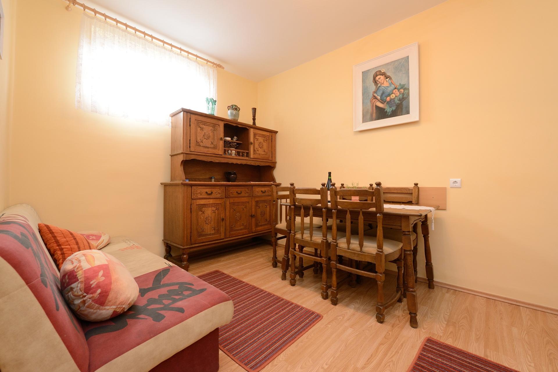 Martin - Lukoran - Vakantiehuizen, villa´s Kroatië - H(8): woonkamer