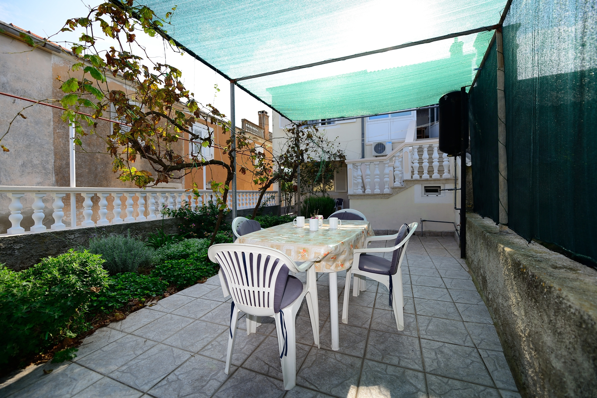 Martin - Lukoran - Vakantiehuizen, villa´s Kroatië - H(8): terras
