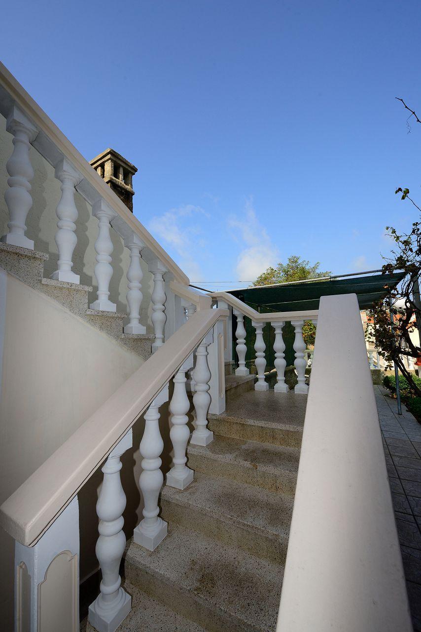 Martin - Lukoran - Vakantiehuizen, villa´s Kroatië - detail (huis en omgeving)