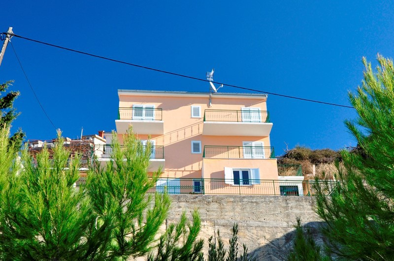 36012 - Stanici - Appartementen Kroatië