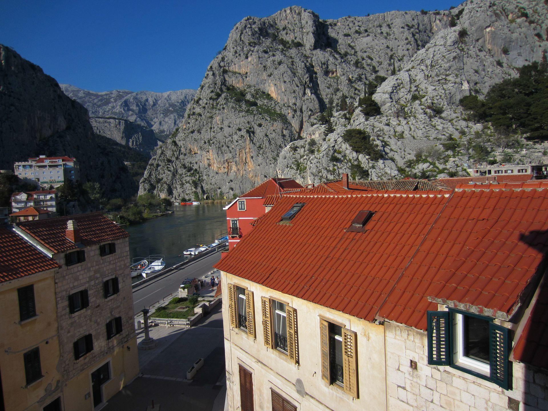 Božo - Omis - Appartementen Kroatië