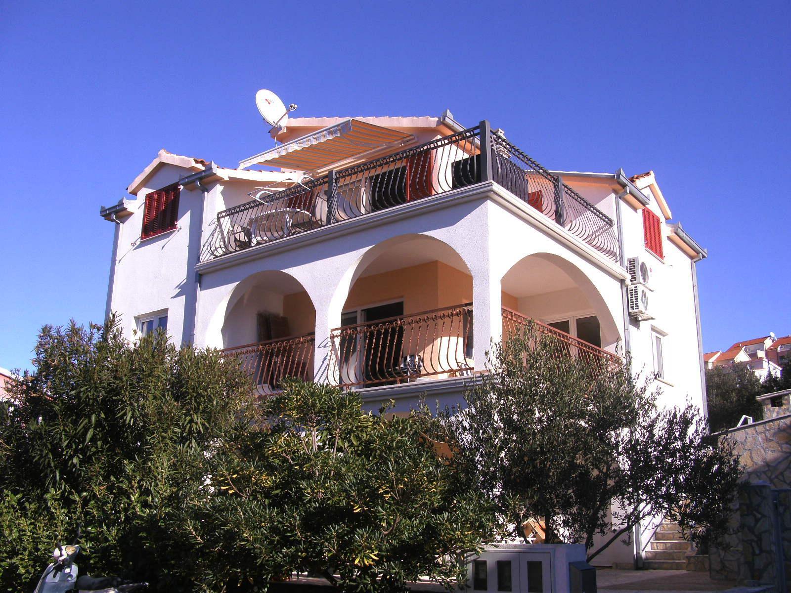 36083 - Okrug Gornji - Appartements Croatie