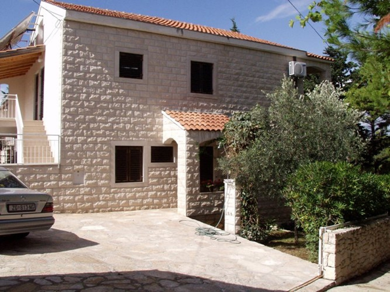 DeMar - Splitska - Appartementen Kroatië
