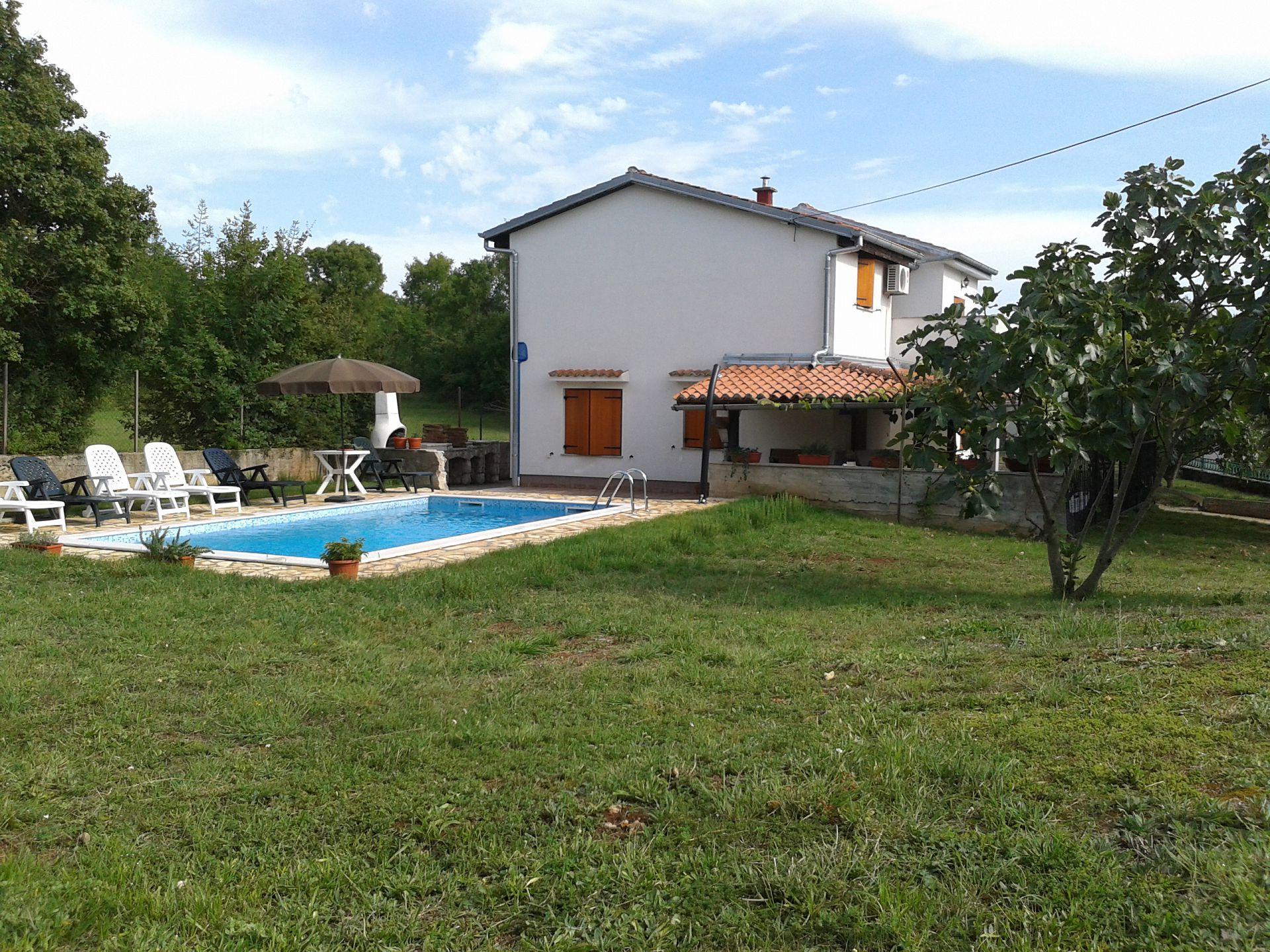 36101  - Bajcic - Ferienhäuser, Villen Kroatien