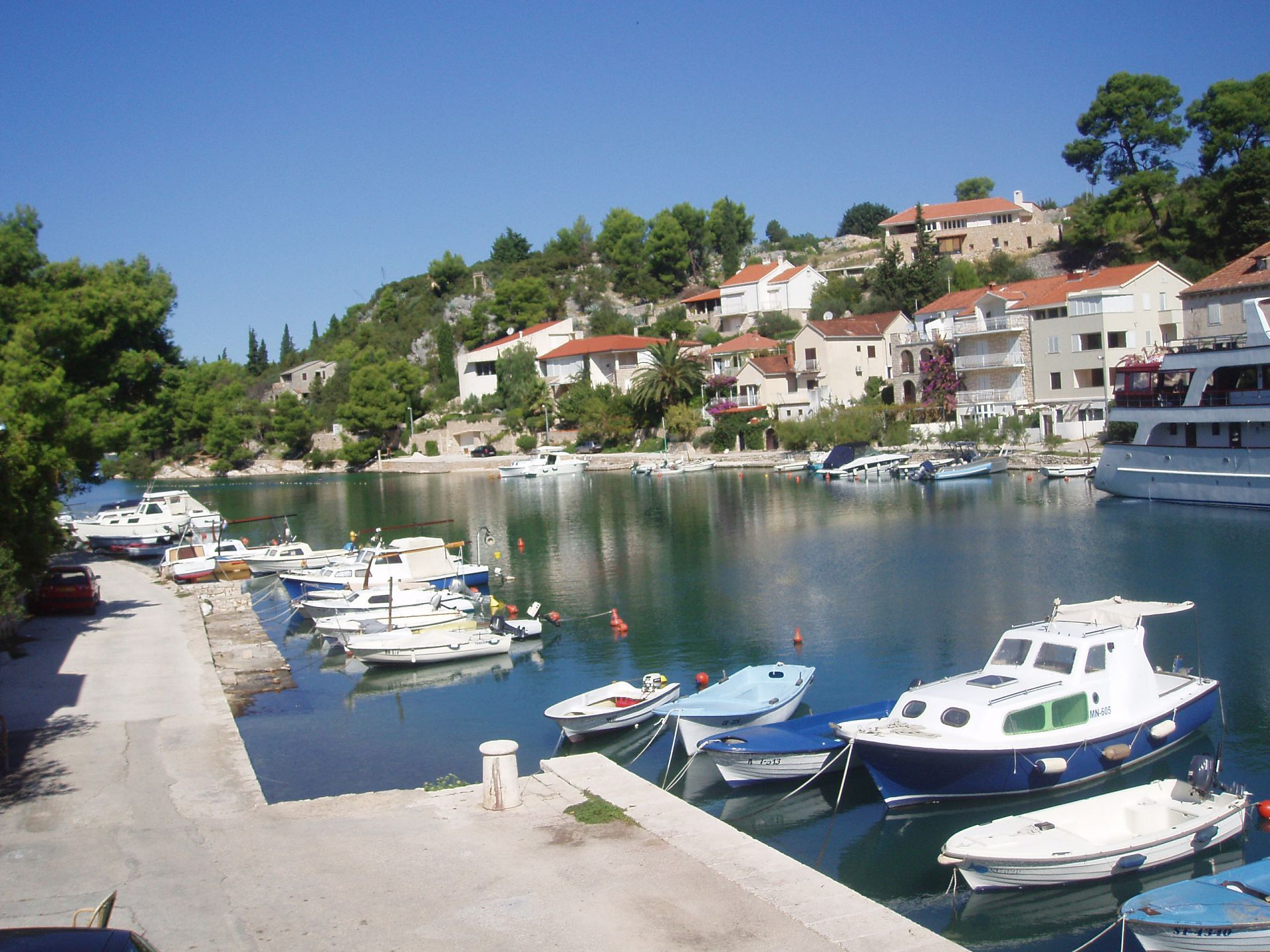 35961  - Bobovisca - Apartments Croatia