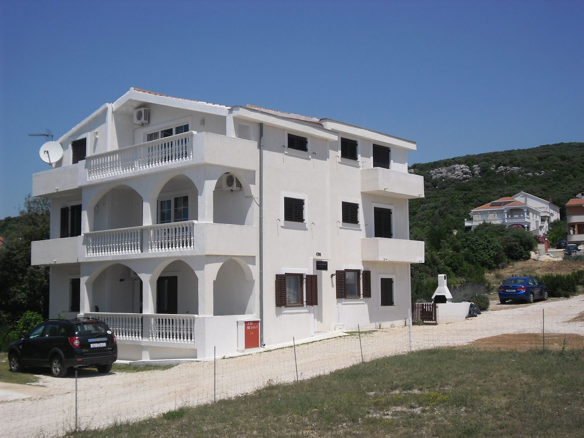 4645 - Sveti Petar - Apartments Croatia