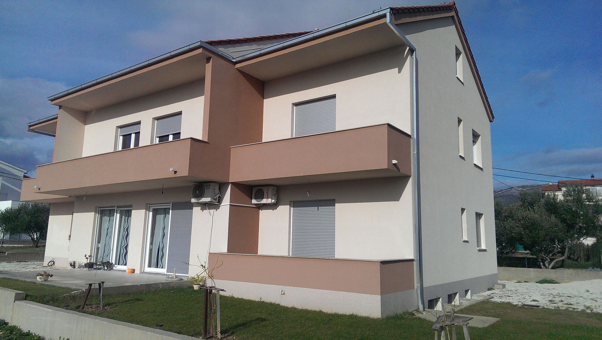 36196 - Kastel Stafilic - Appartements Croatie