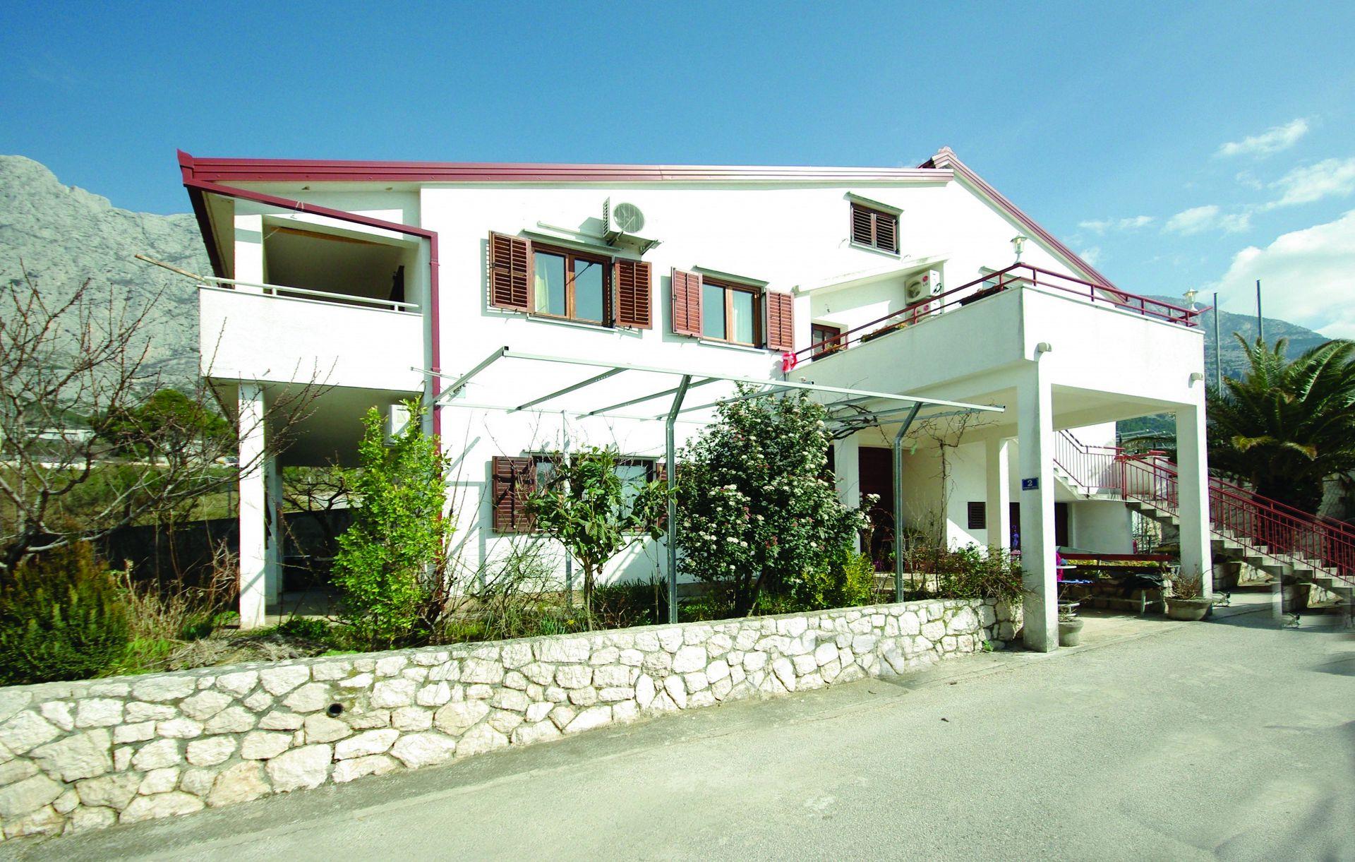 36213 - Makarska - Apartmanok Horvátország