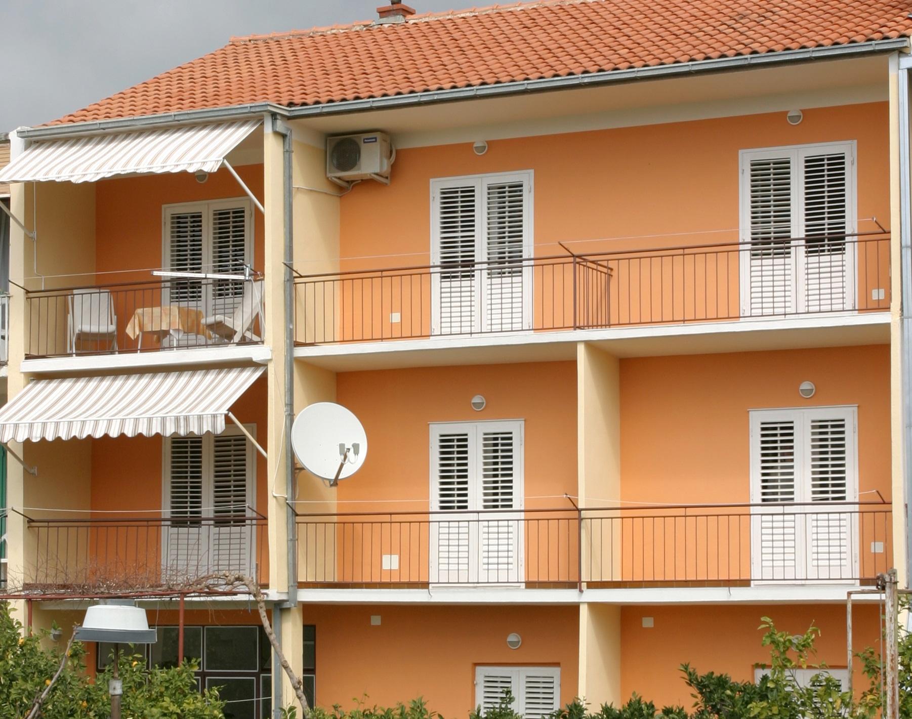 01813PODG  - Podgora - Apartamenty Chorwacja