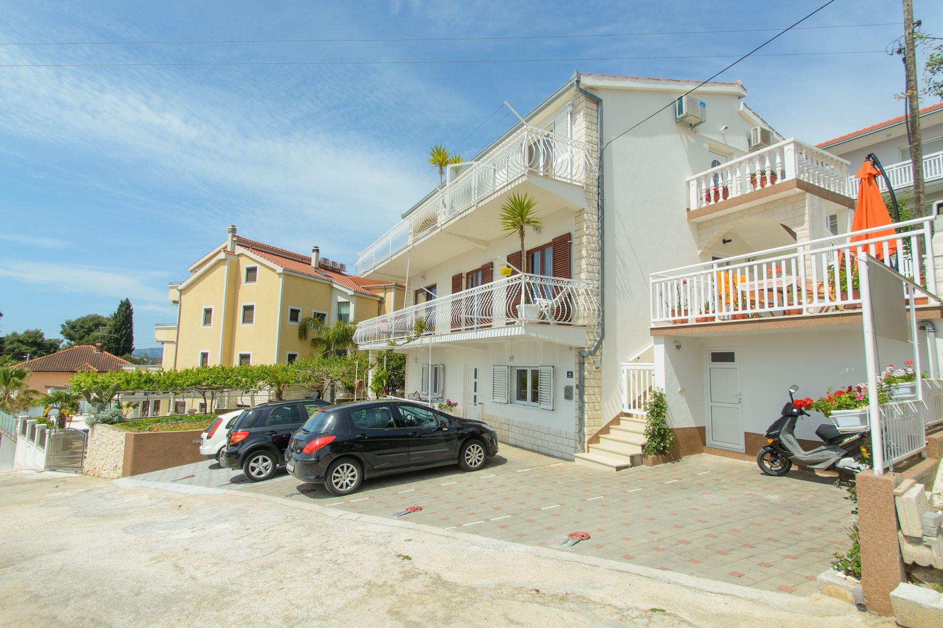 35173  - Okrug Gornji - Appartements Croatie