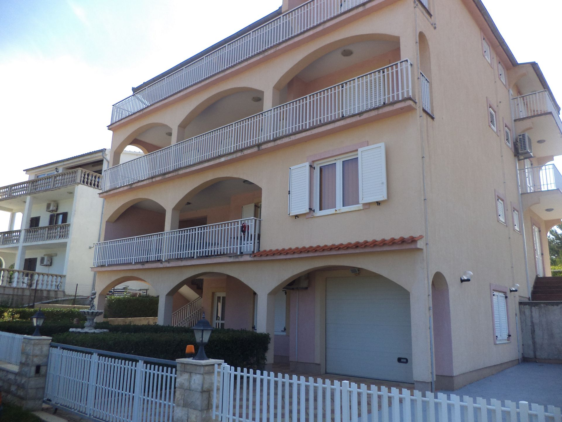 8243 - Pridraga - Apartments Croatia