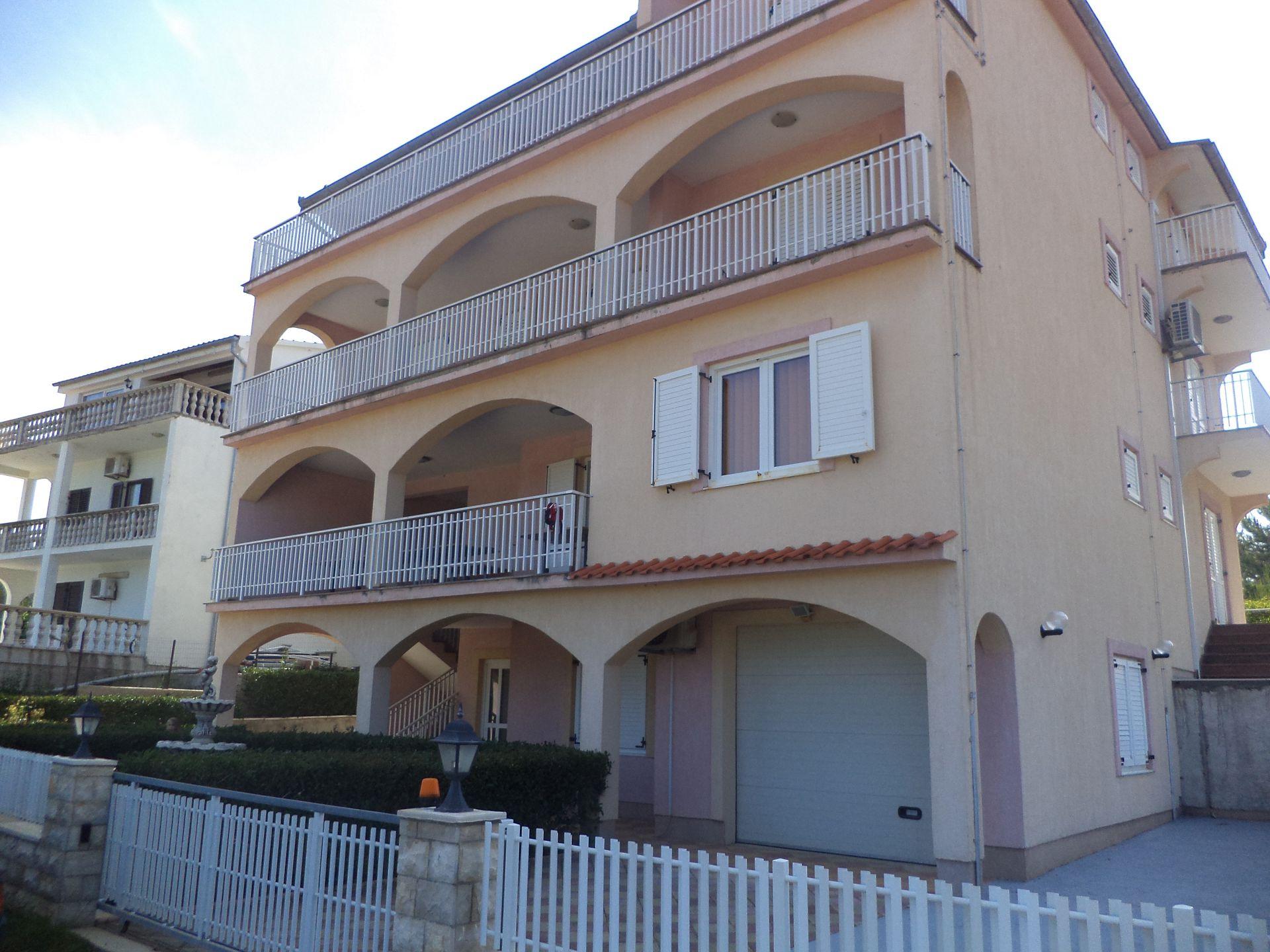 8243 - Pridraga - Appartementen Kroatië