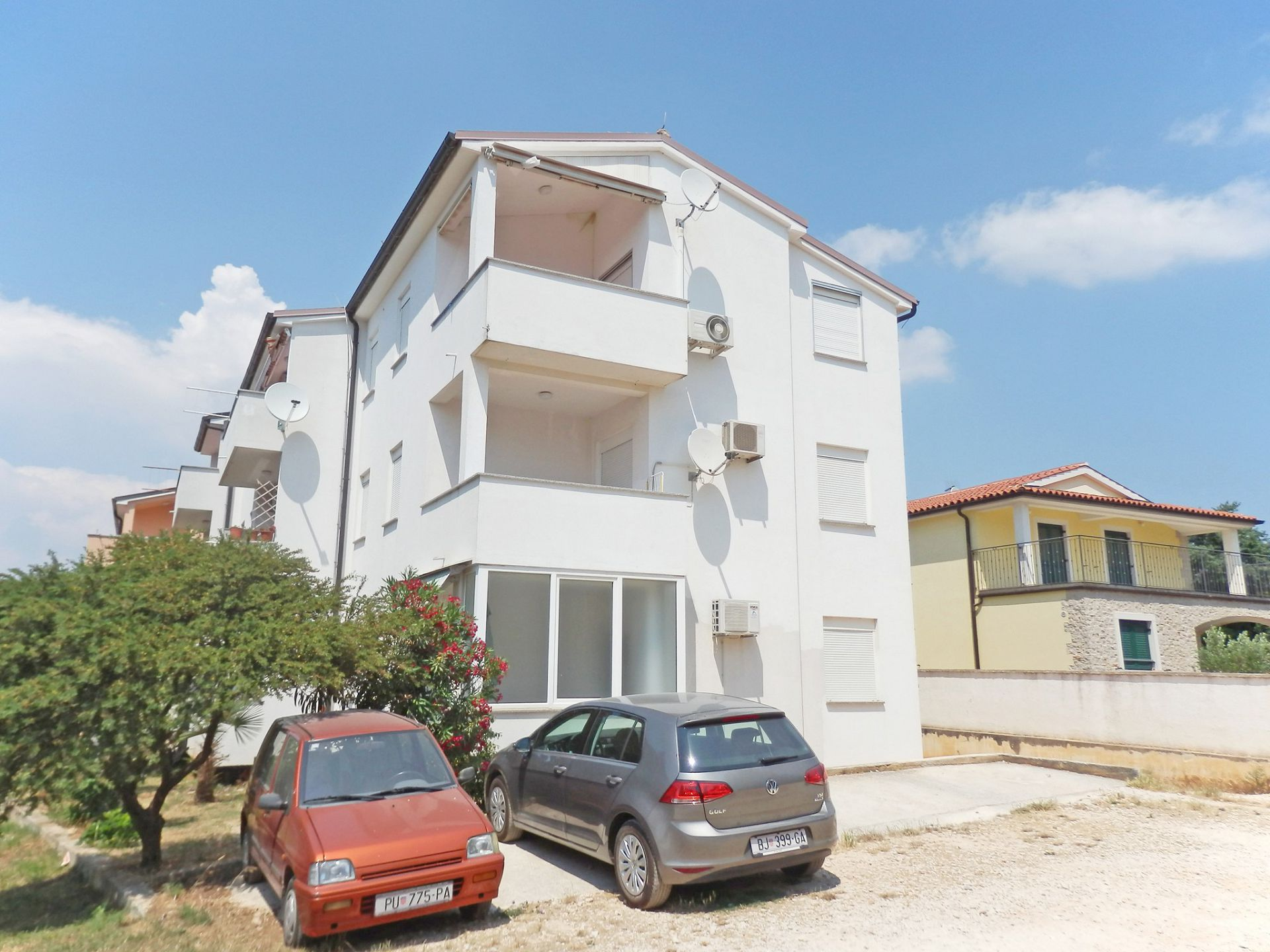 35593 - Medulin - Apartments Croatia