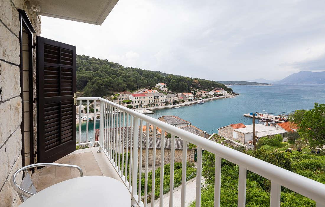 A1(5): balcony view