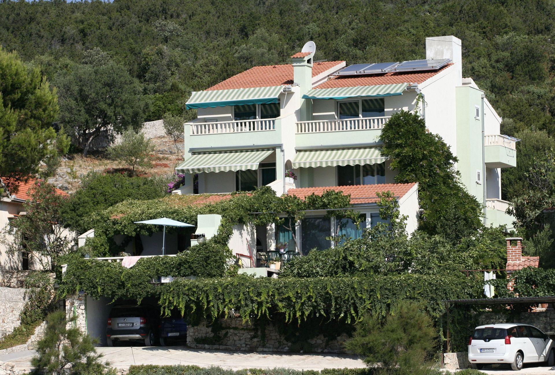 Ante Č - Vinisce - Appartementen Kroatië - huis