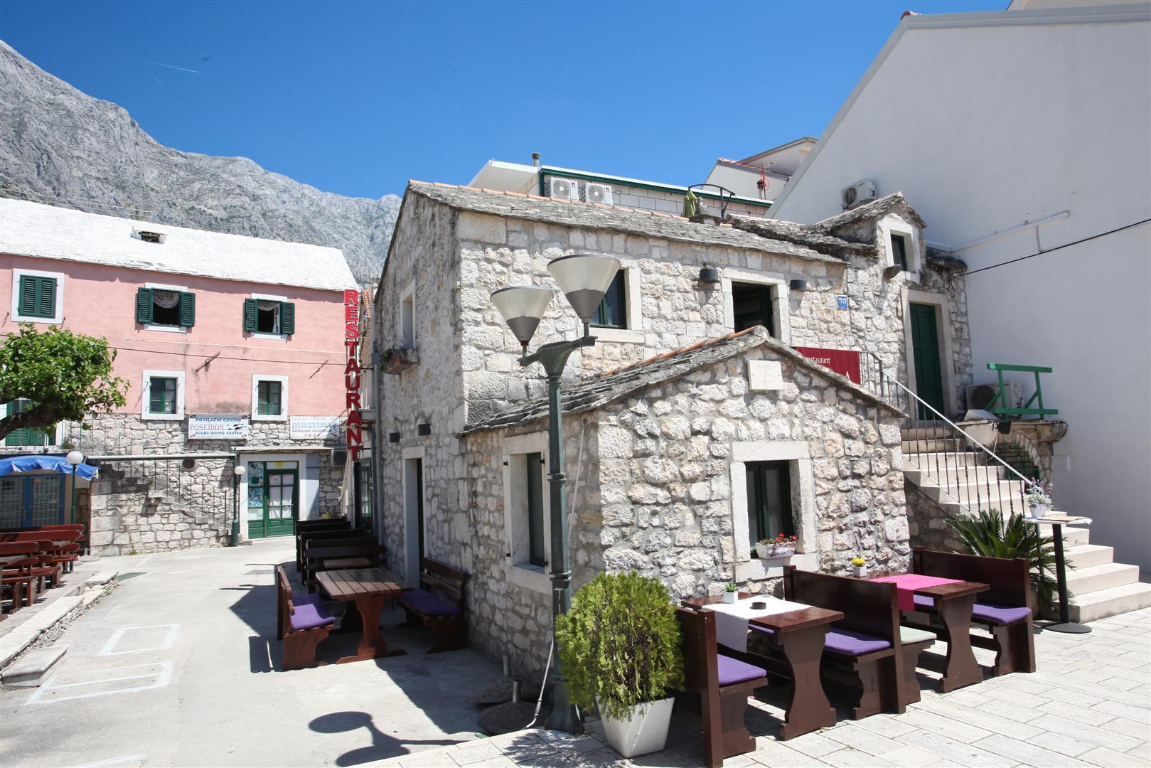 Rilka - Baska Voda - Appartementen Kroatië