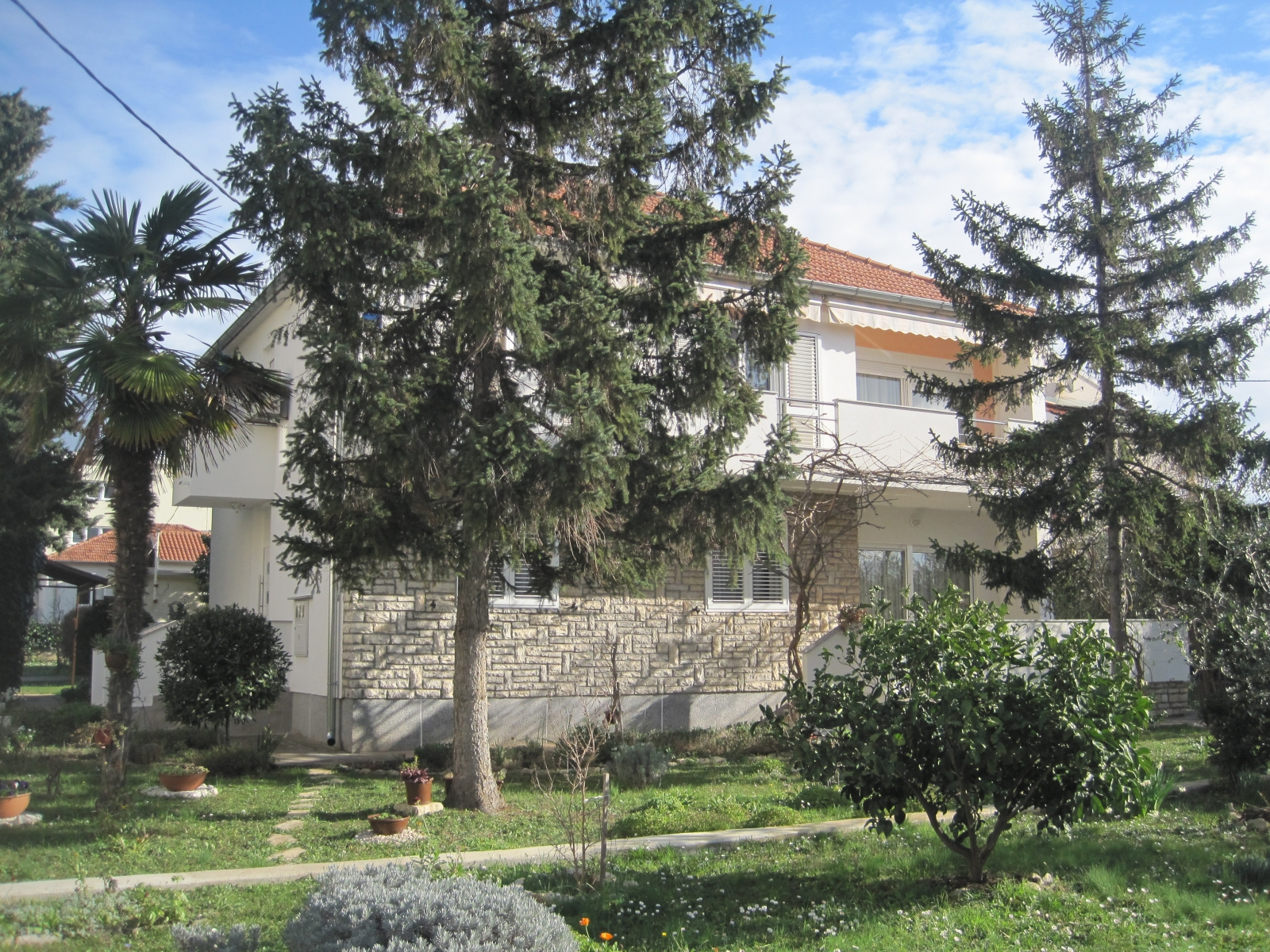 02218ZADA - Zadar - Ferienwohnungen Kroatien