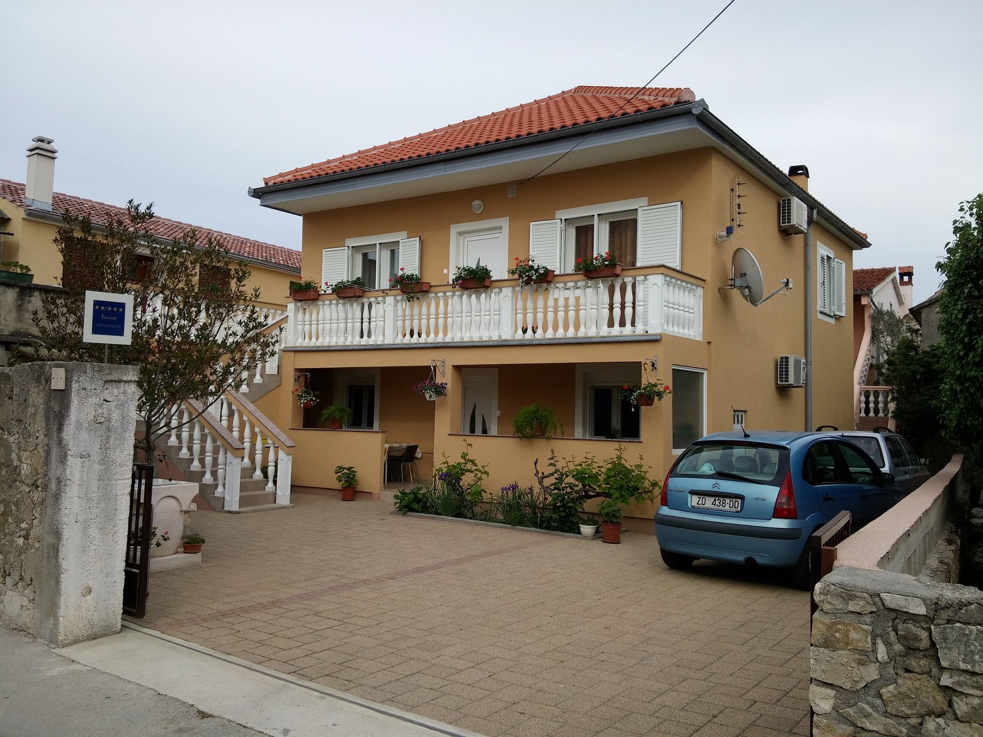 35045  - Nin - Apartments Croatia