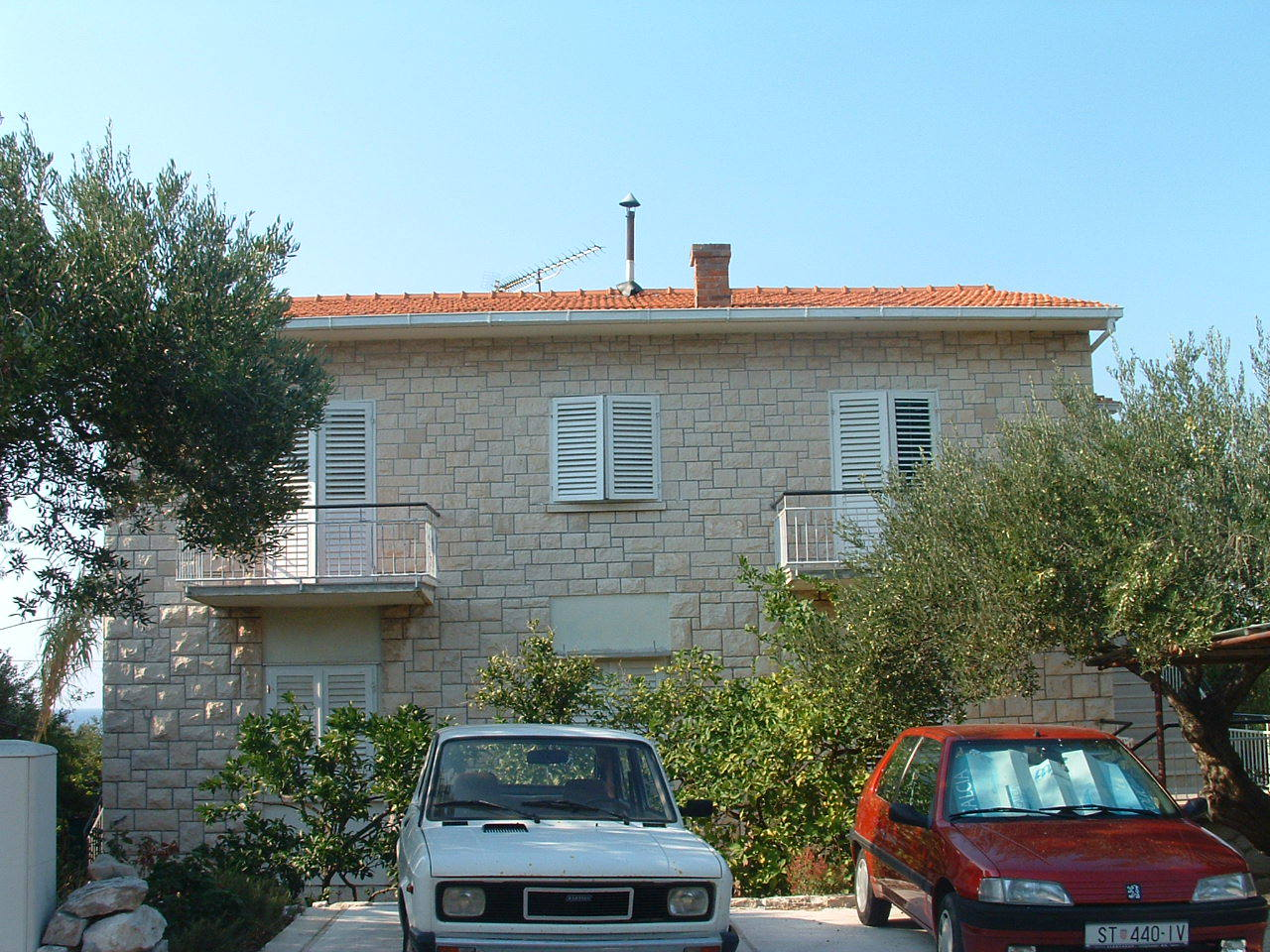 00701POST - Postira - Apartments Croatia