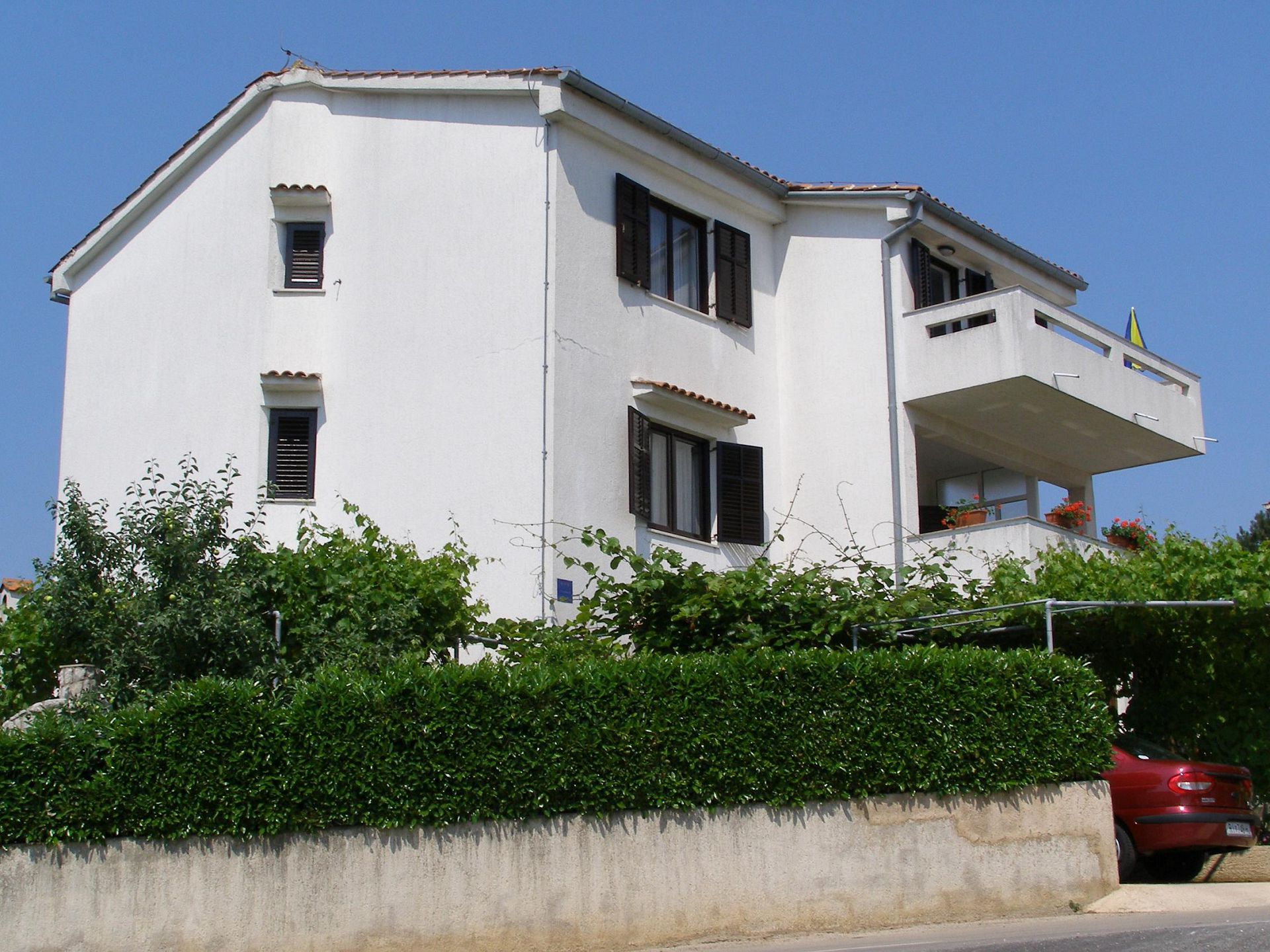 2305  - Krk - Apartments Croatia
