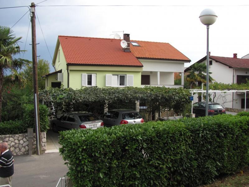 3820  - Malinska - Apartmány Chorvátsko