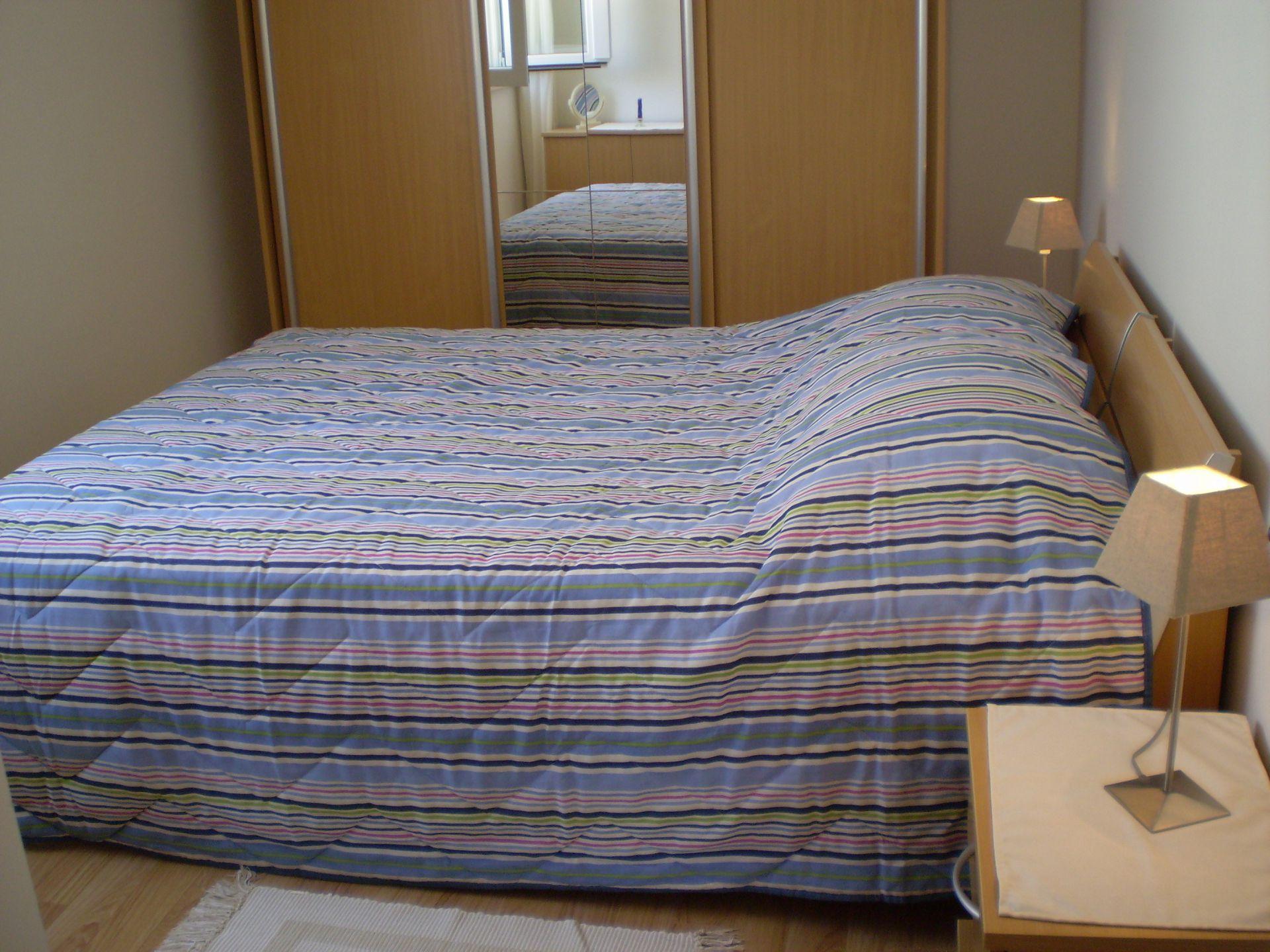 001HVAR - Hvar - Appartementen Kroatië - A1(4): slaapkamer
