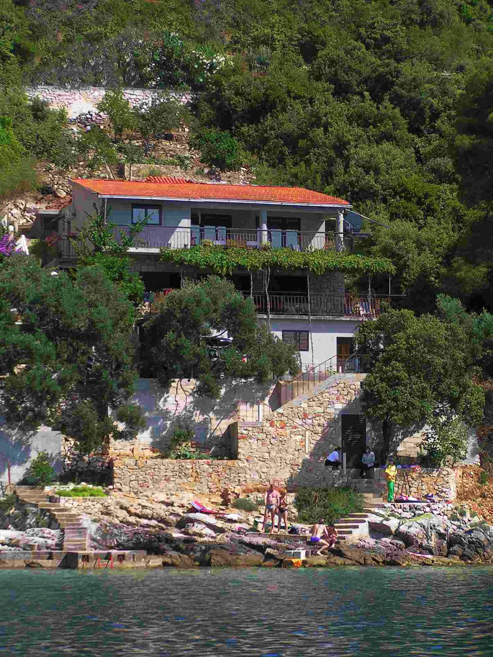 8077  - Brna - Apartments Croatia