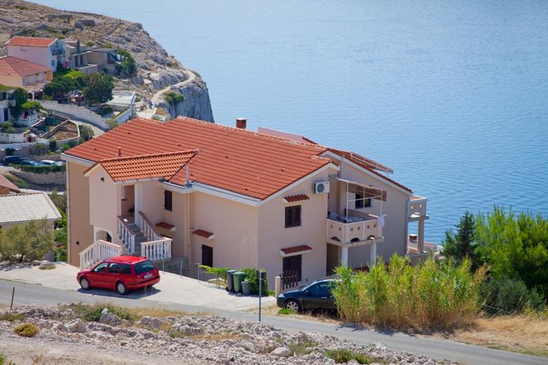 7966 - Zubovici - Ferienwohnungen Kroatien