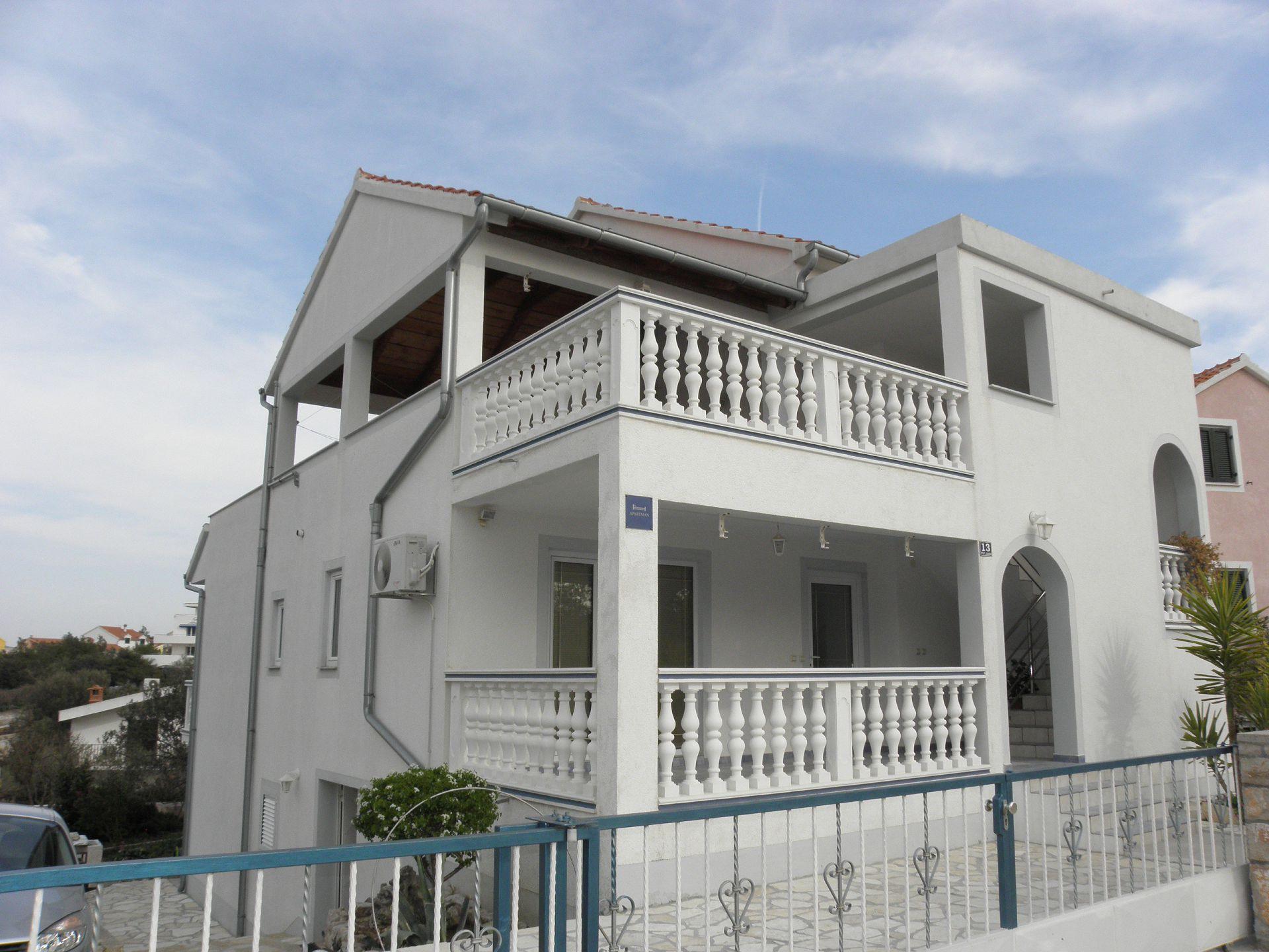 00610JEZE  - Jezera - Apartmány Chorvatsko