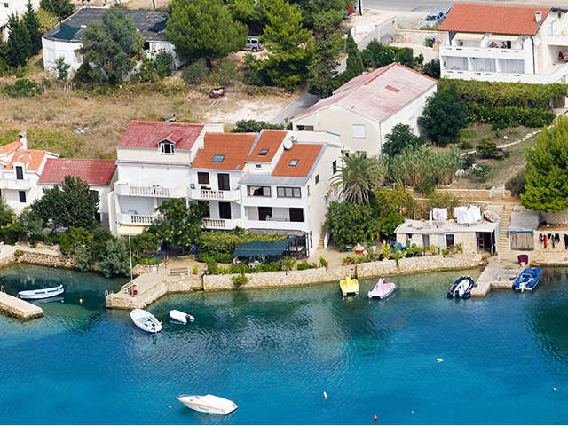 3511  - Stara Novalja - Apartments Croatia