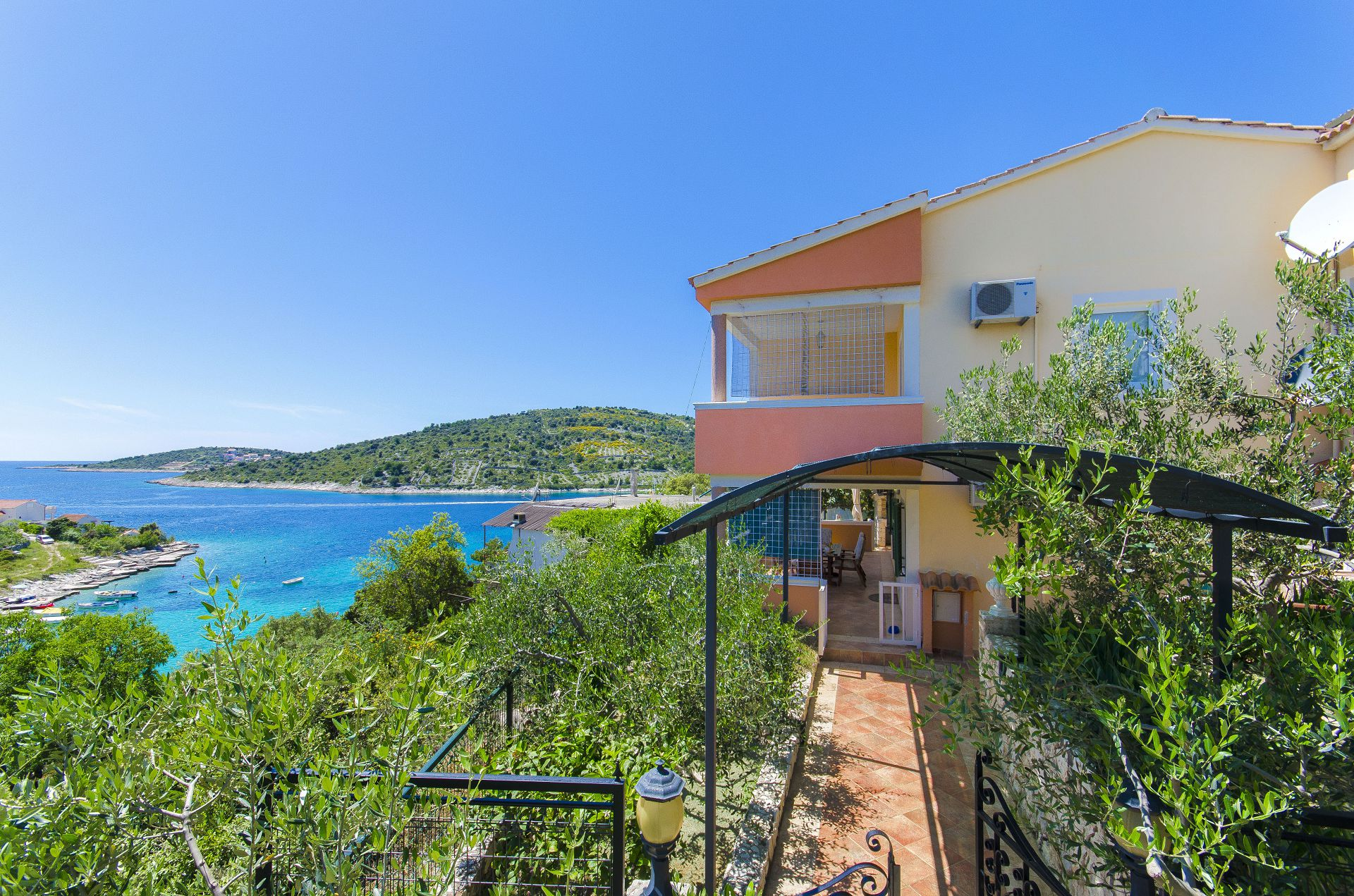 5197 - Sevid - Apartments Croatia