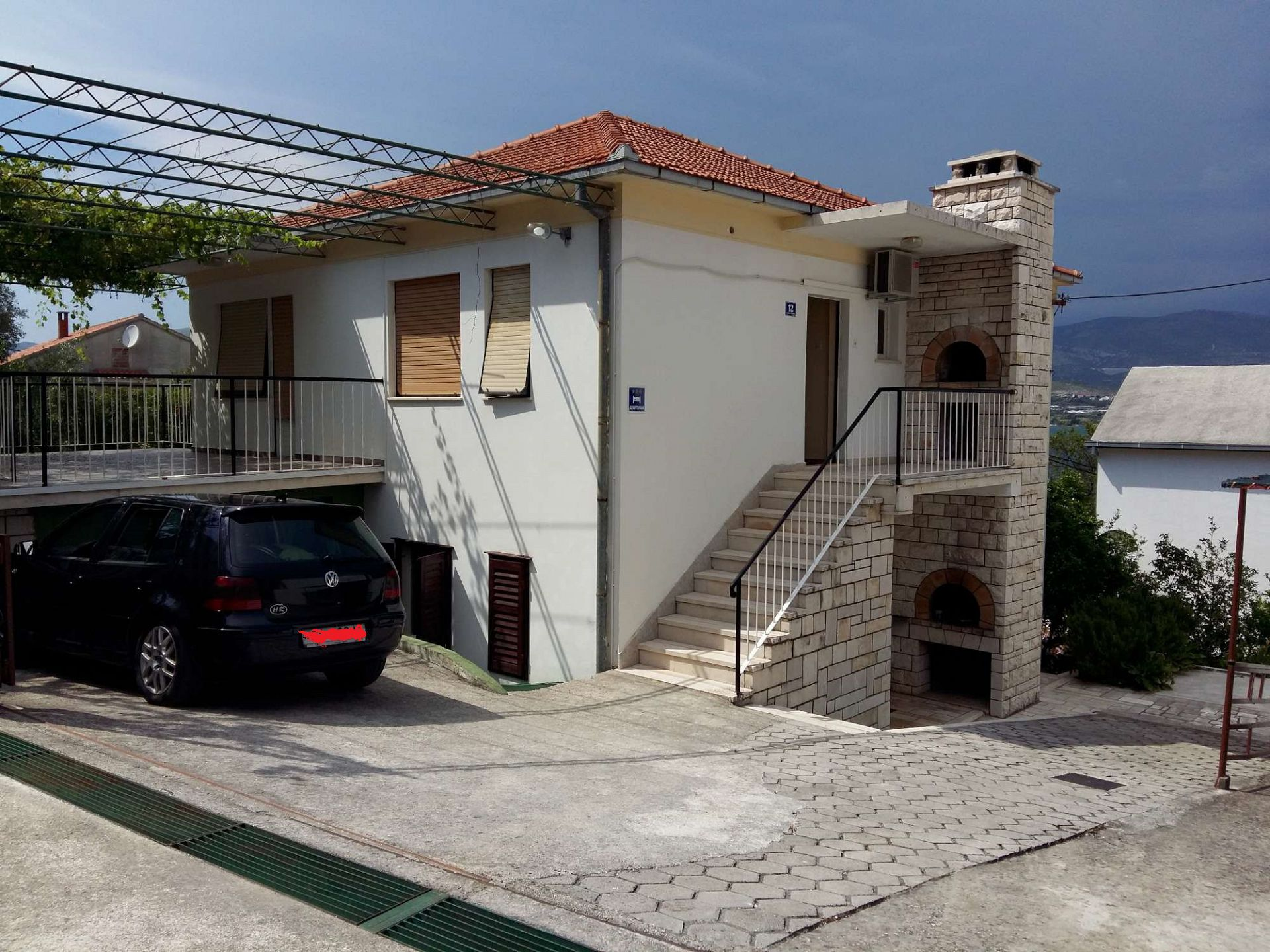 6129 - Mastrinka - Appartements Croatie