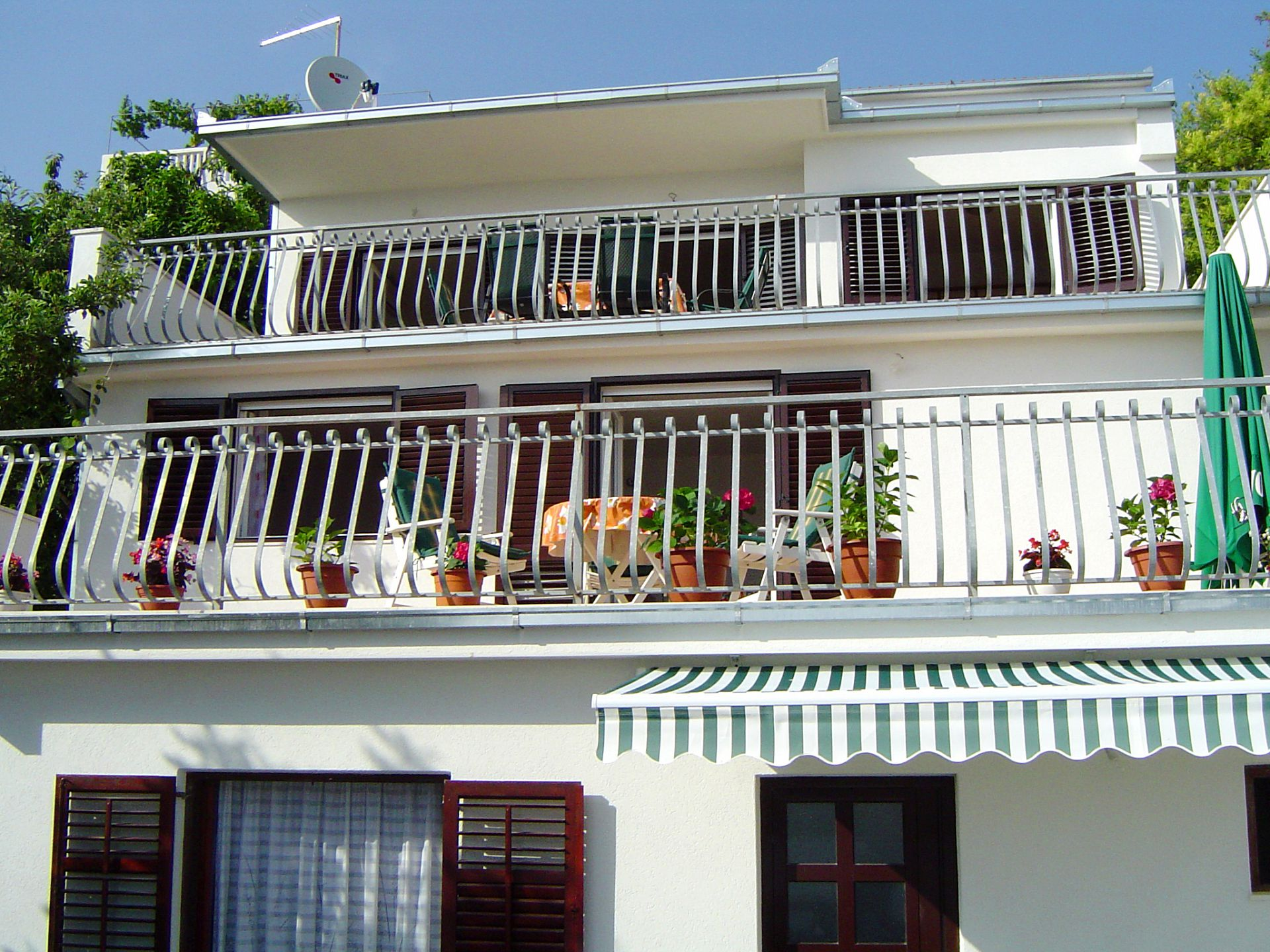 Stjepan - Okrug Gornji - Appartementen Kroatië