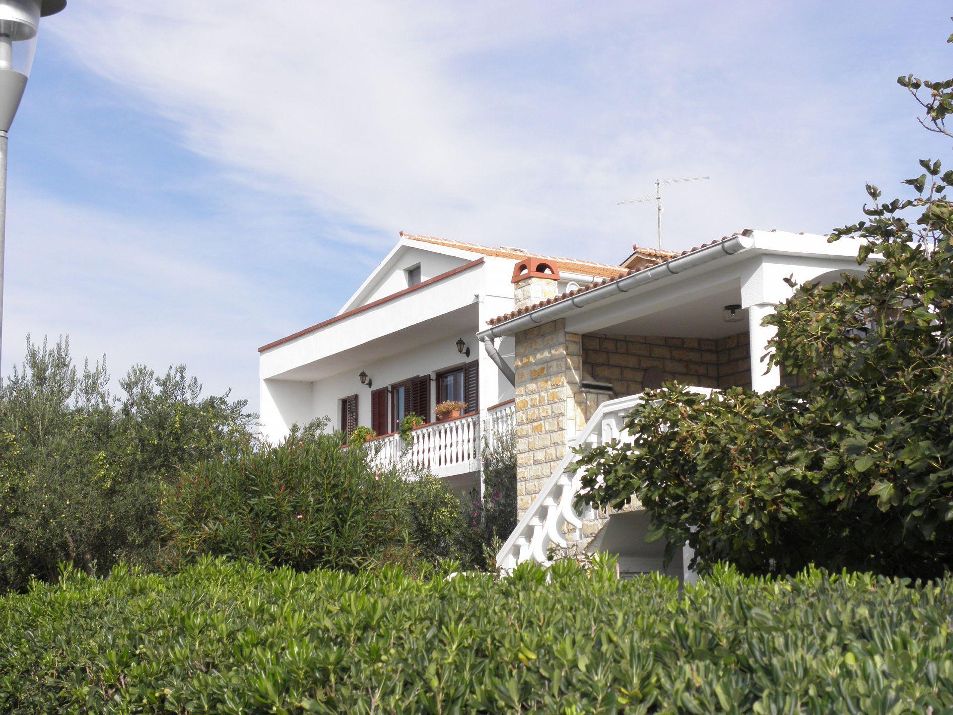 2724 - Povljana - Appartementen Kroatië