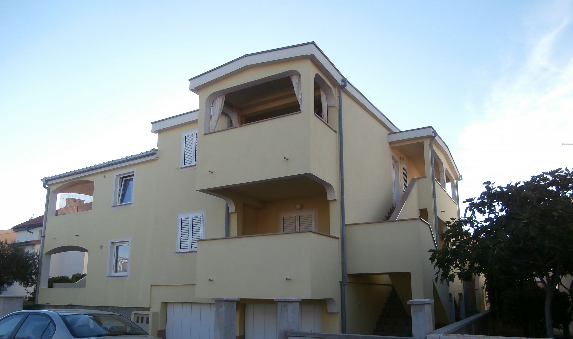 35532 - Povljana - Ferienwohnungen Kroatien