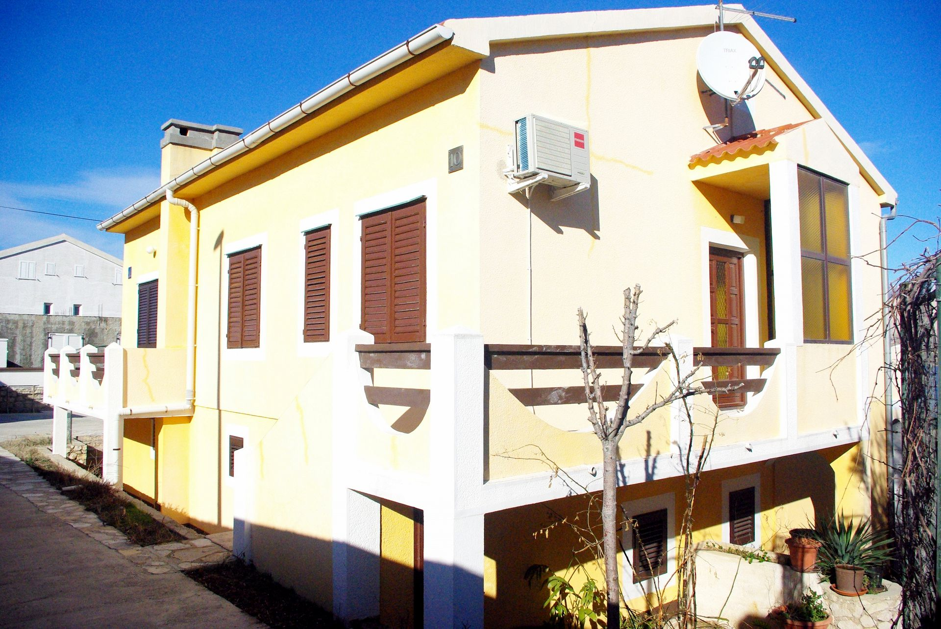 2836 - Pag - Apartmaji Hrvaška