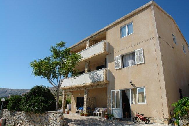2897 - Pag - Appartementen Kroatië