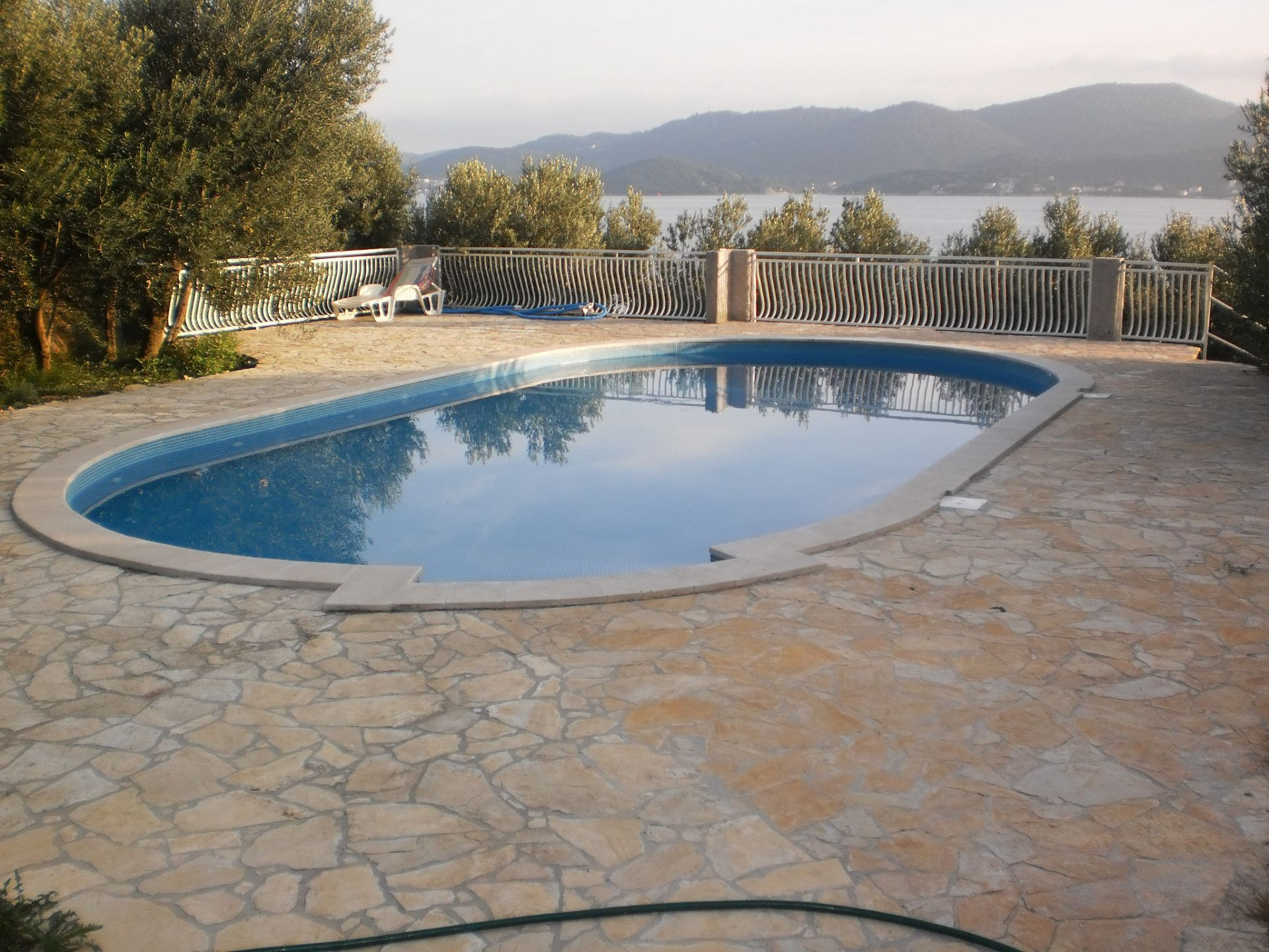 00217VIGA - Viganj - Appartamenti Croazia - la piscina