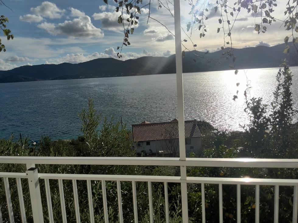 00217VIGA - Viganj - Appartamenti Croazia - A1(4+1): lo sguardo dalla terrazza