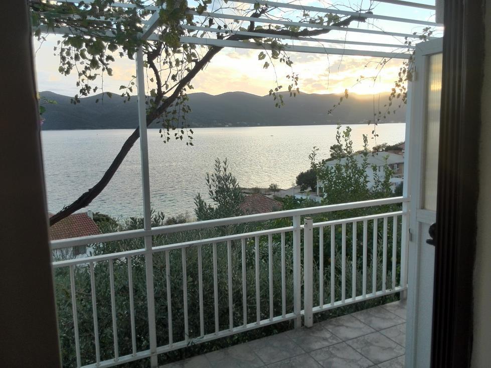 00217VIGA - Viganj - Appartamenti Croazia - A2(3): lo sguardo dalla terrazza