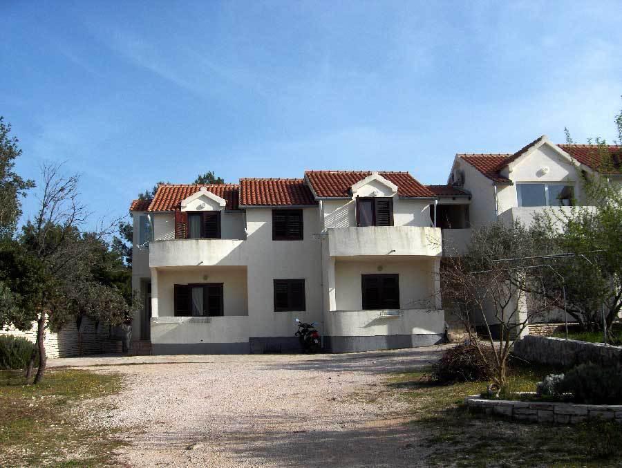 5427 - Jezera - Appartementen Kroatië