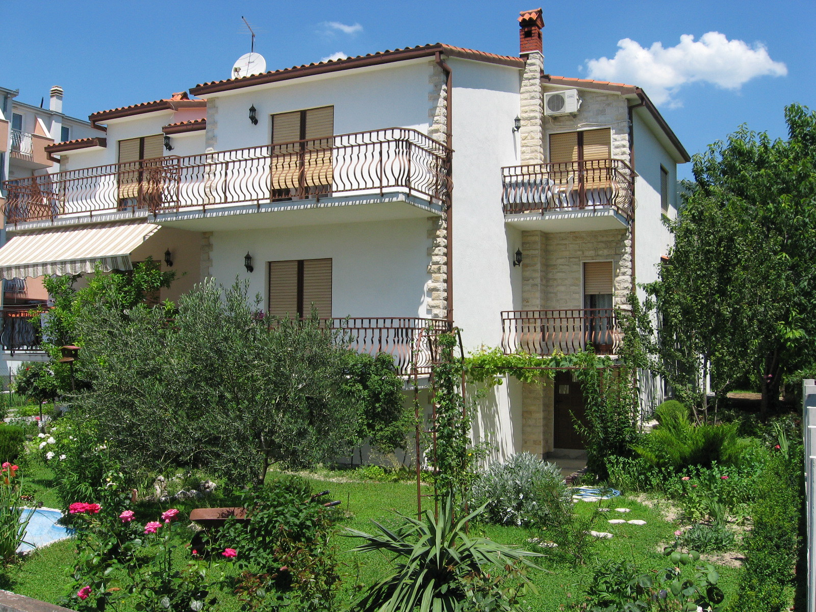 Apartments, ,  - Apartments  Božana - with parking :