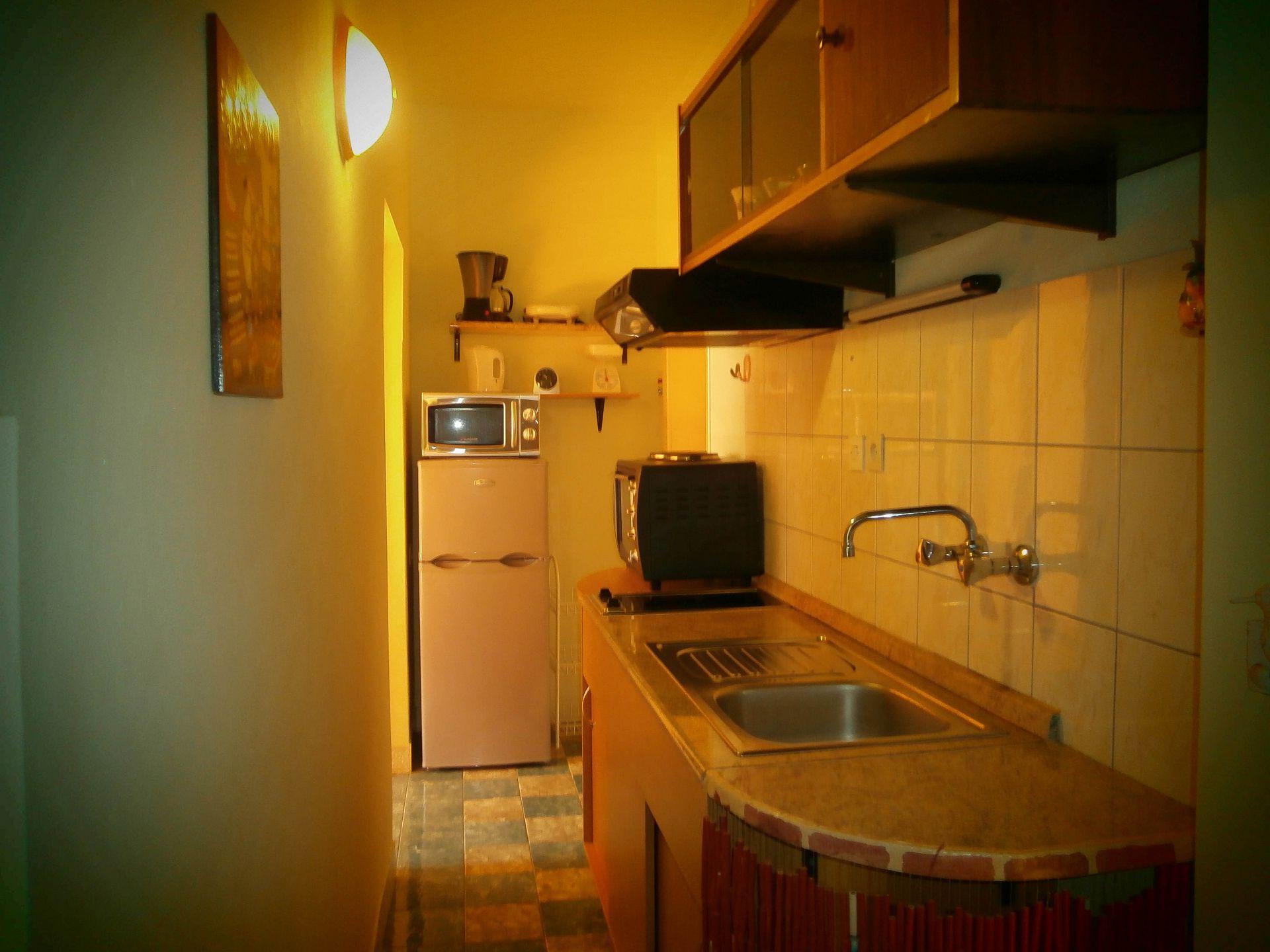 4981  - Jelsa - Appartementen Kroatië - A2(2+2): keuken