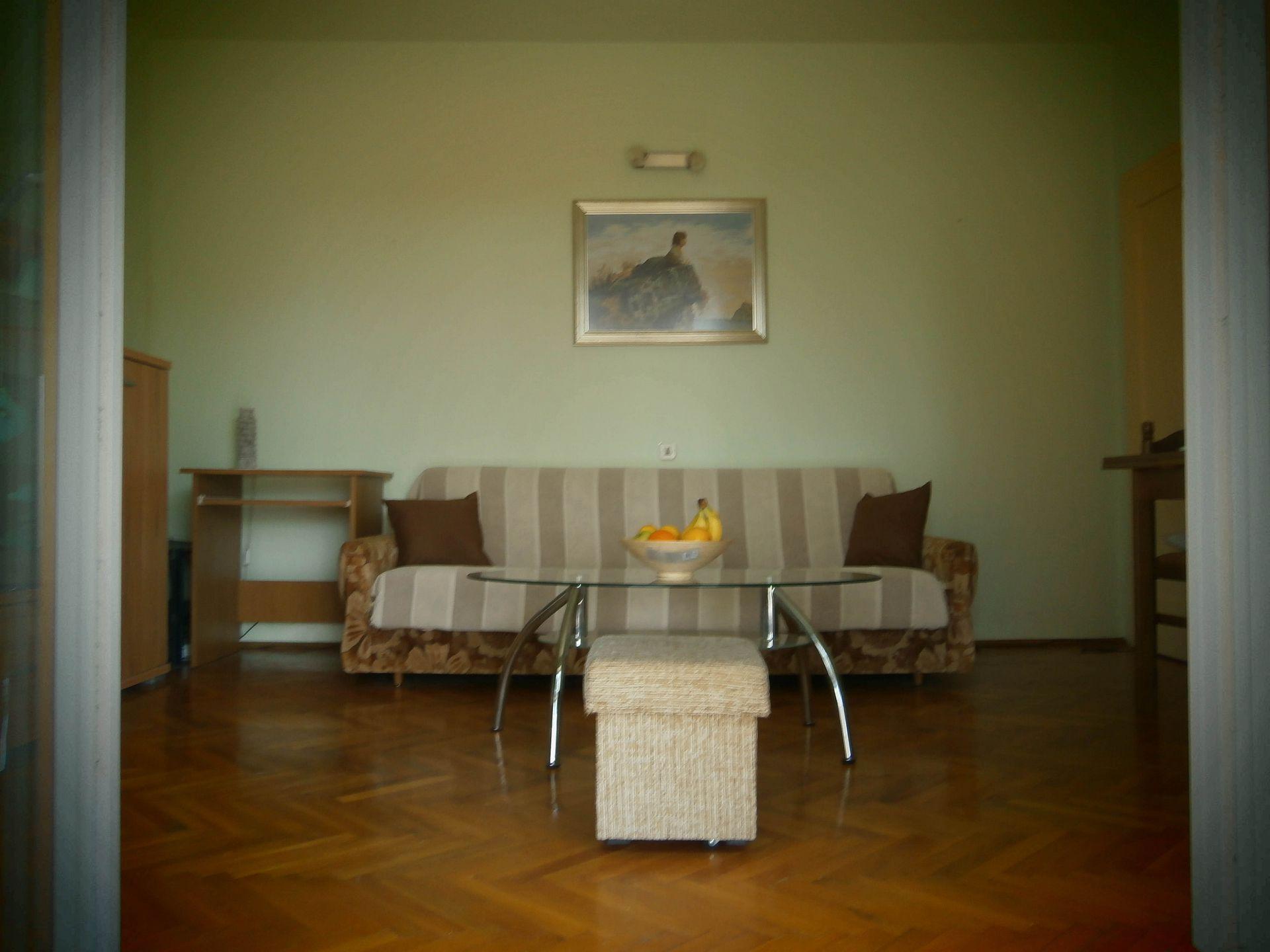 4981  - Jelsa - Appartementen Kroatië - A2(2+2): woonkamer