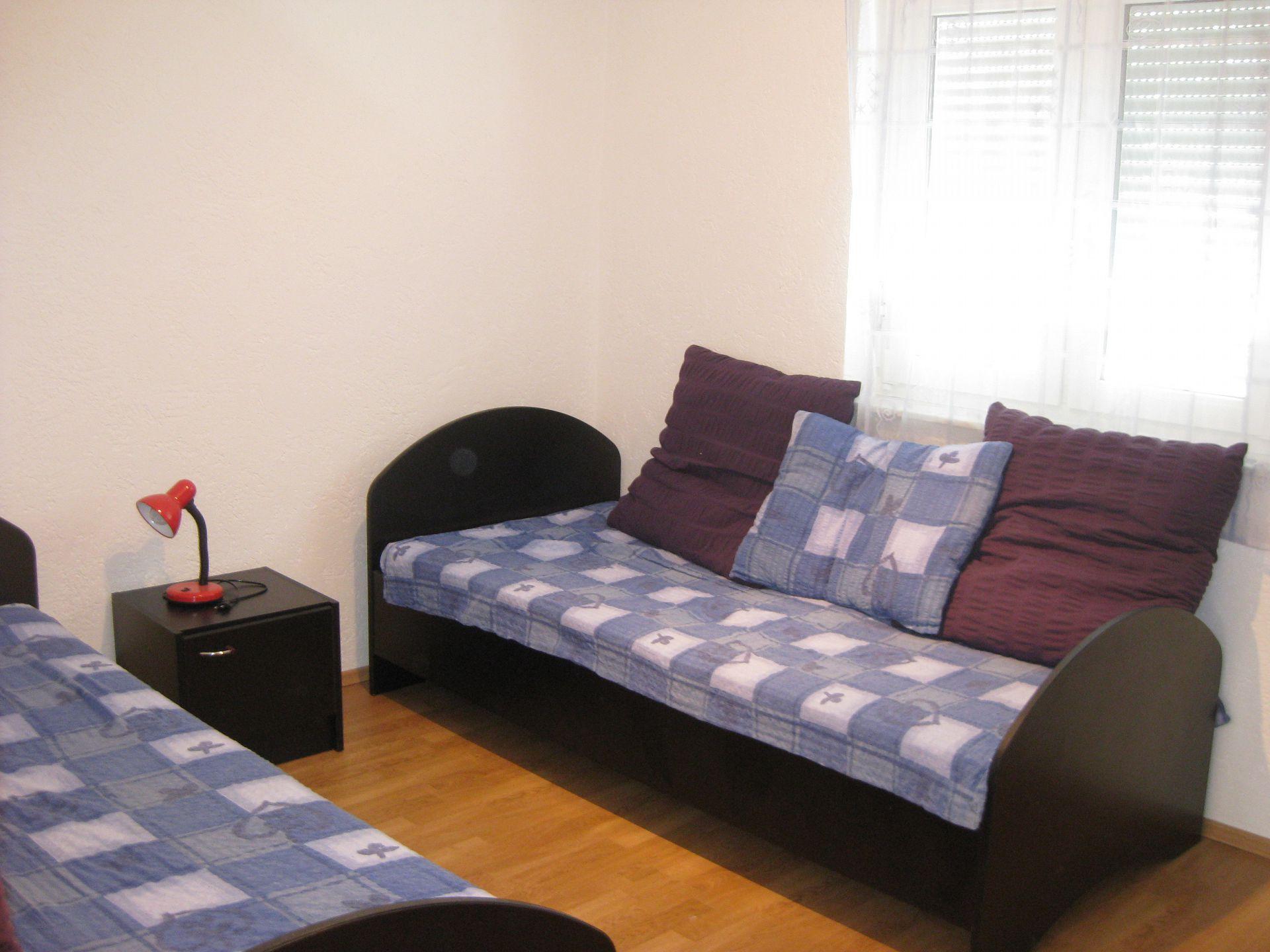 35306 - Okrug Gornji - Appartamenti Croazia - A2(4+2): il soggiorno