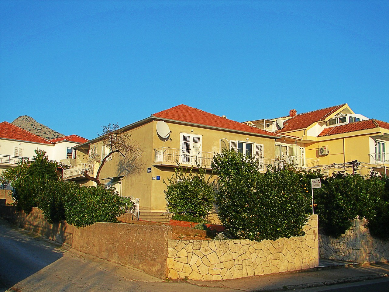 Nediljka - Orebic - Appartementen Kroatië