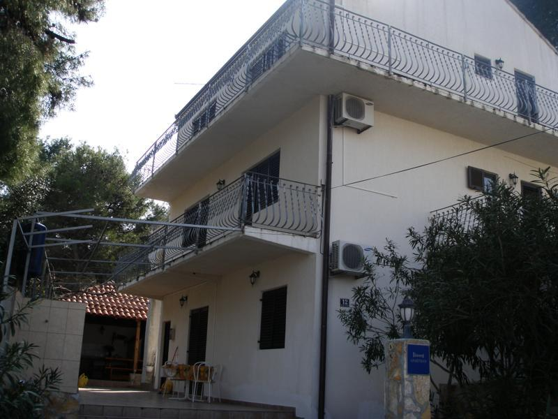 5187 - Slatine - Apartments Croatia