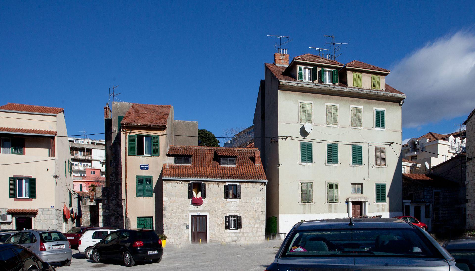 3905 - Split - Apartmány Chorvátsko