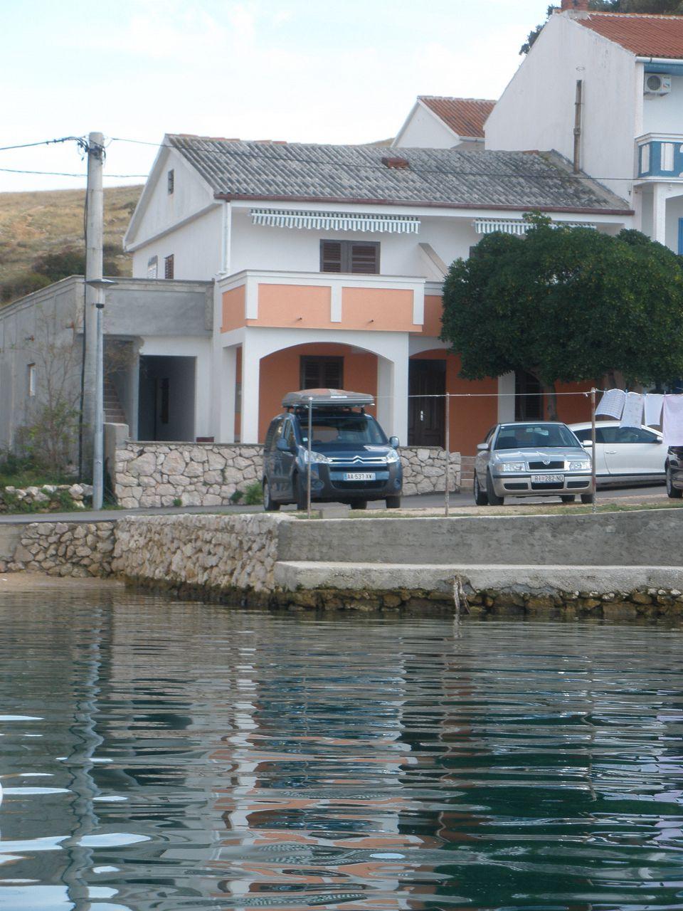 house - Apartamenty  A3(2+2) bijeli 2902 - Wyspa Pag